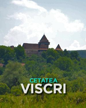 Biserica fortificata de la VISCRI