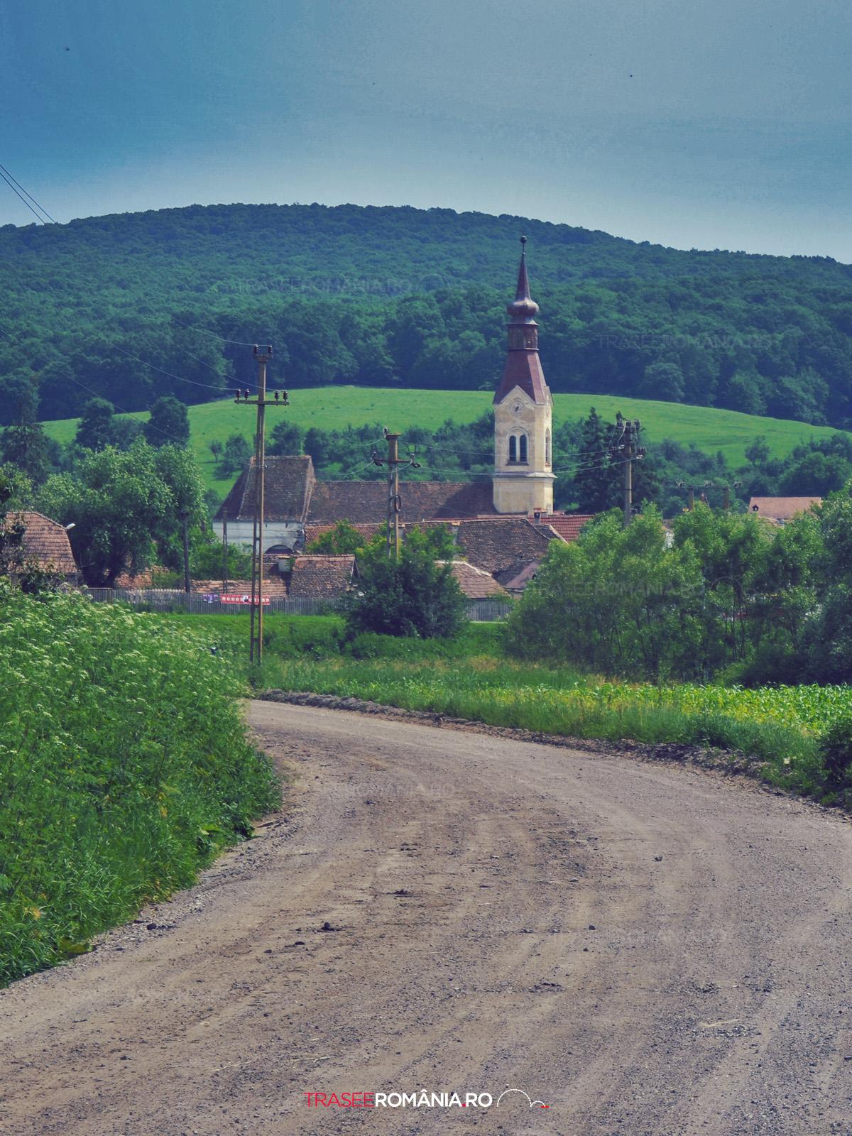 Biserica fortificata din Dacia Transilvania