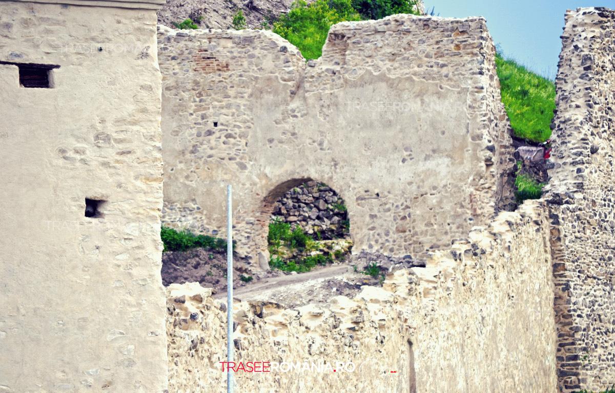 Cetatea Rupea Judetul Brasov