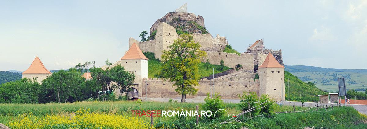 Cetatea Rupea din Judetul Brasov
