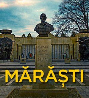 Mausoleul eroilor din primul razboi mondial de la Marasti