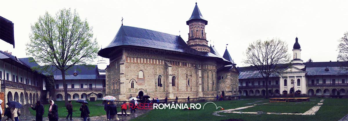 Manastirea Neamt - Traseu la manastirile din Nordul Moldovei