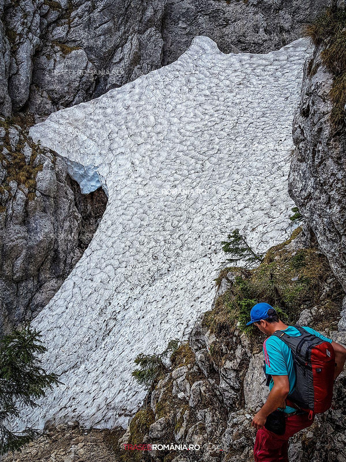 Piatra Craiului Izvorul Capitan Orlovsky - Refugiul Sperantelor - Brâul Ciorânga Mare - Varful Ascutit