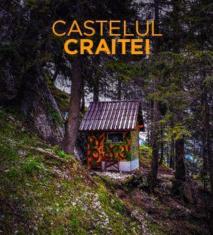 Traseu drumetie spre Refugiul Castelul Craitei din Piatra Craiului