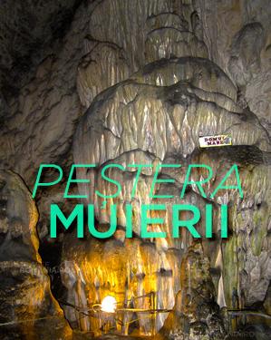 PESTERA MUIERII