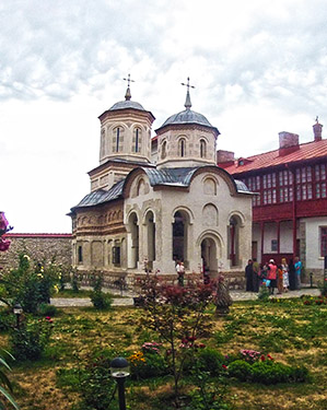 Manastirile Bistrita si Arnota din Judetul Valcea
