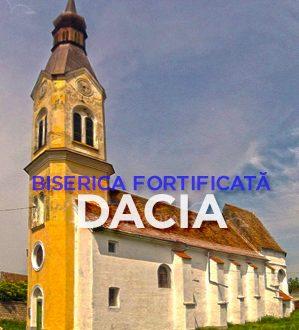 Biserica fortificata de la Dacia