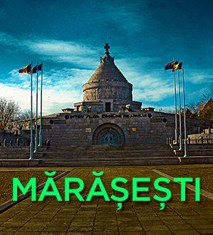 Mausoleul eroilor din primul razboi mondial de la Marasesti