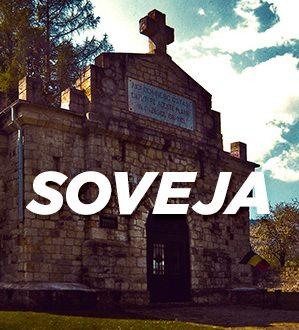 Mausoleul eroilor din primul razboi mondial de la Soveja